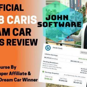Jacob Caris – Dream Car Profits — Free download