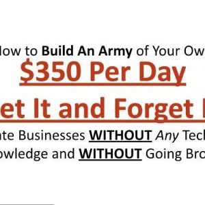 Duston McGroarty – Automated Affiliate Businesses — Free download