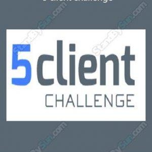 Dino Gomez – 5 Client Challenge — Free download