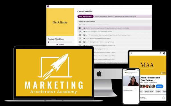 Roota Mittal Course Free Download - Marketing Accelerator Academy