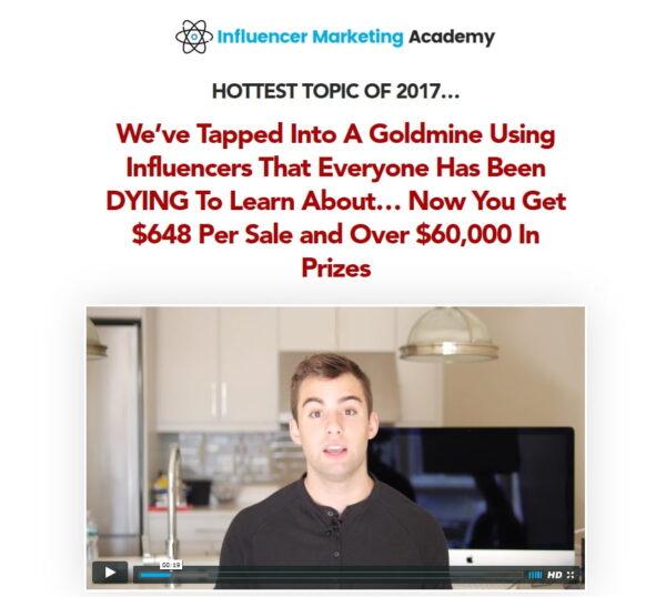Influencer Marketing Academy with Dan Dasilva