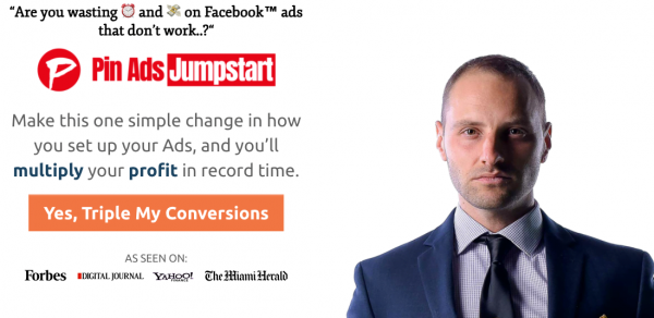 Pin Ads Jumpstart with Ross Minchev