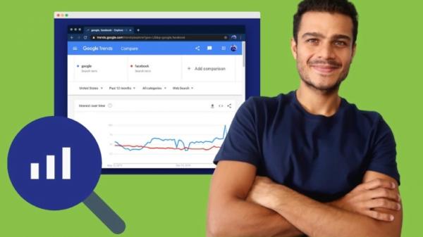 Google Trends Secrets Course 2020: Unlock The Untapped Data with Rishabh Dev