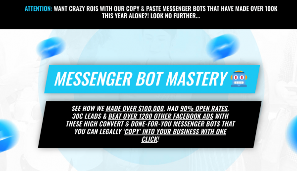 7-Day Bot Masterclass by Rudy Mawer