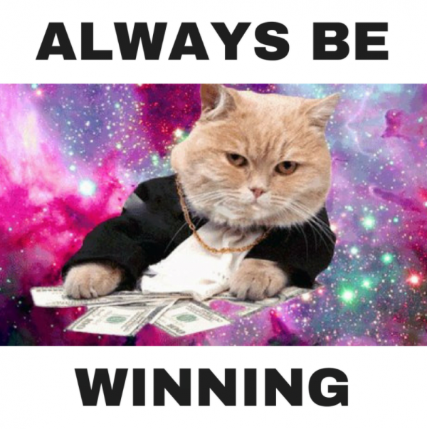 Charm Offensive – Always Be Winning