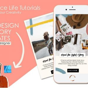 Elevate Your Business Social Media: Design an Aesthetic Instastory Template in Affinity Designer with Jenny Lezan