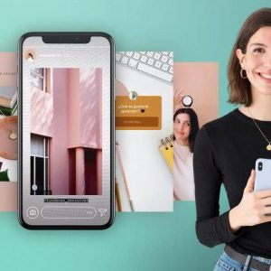 Content Creation and Editing for Instagram Stories Course by Mina Barrio