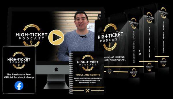 Omar Elattar – High Ticket Podcast Accelerator — Free download