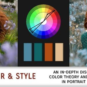 Liquidverve Coloring & Stylization for Portraits (3.0)