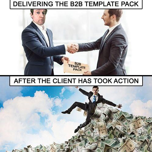 All In One B2B Template Pack by Charm Offensive