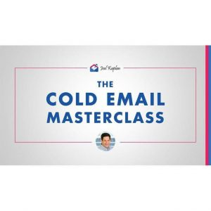 Cold Email Masterclasses by Joel Kaplan