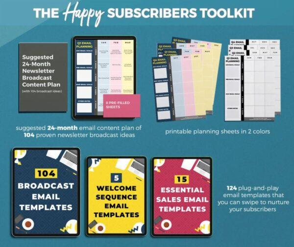 Raelyn Tan – Happy Subscribers Toolkit — Free download