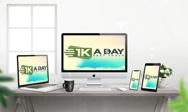 1k A Day Fast Track by Merlin Holmes