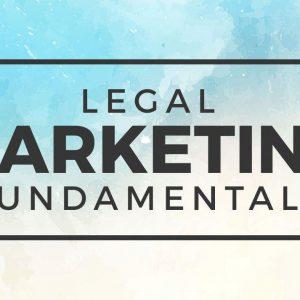 Legal Marketing Fundamentals by Draye Redfern