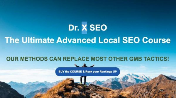 Advance GMB Course by DR.X SEO
