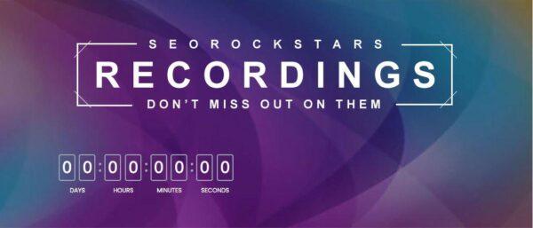 SEO Rockstars – 2020 Rockstars Recordings