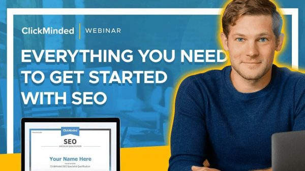 The ClickMinded SEO Course by Tommy Griffith