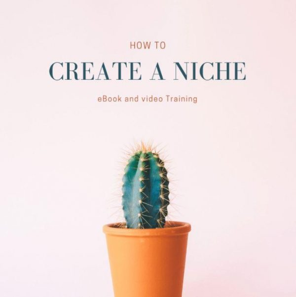 How to Create a Niche – Ebook and Video