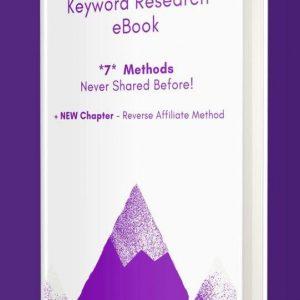 7 Premium METHODS – Find ZERO Competition Keywords FAST