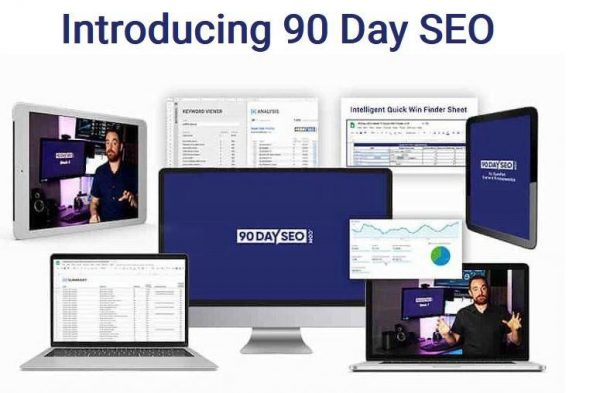 Introducing 90 Day SEO by Matthew Woodward