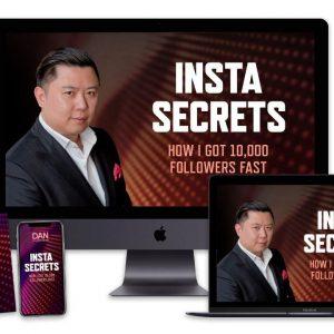 Instagram Secret 2019 by Dan Lok