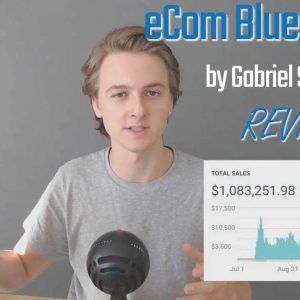 Ecom Blueprint 2.0 with Gabriel St.Germain
