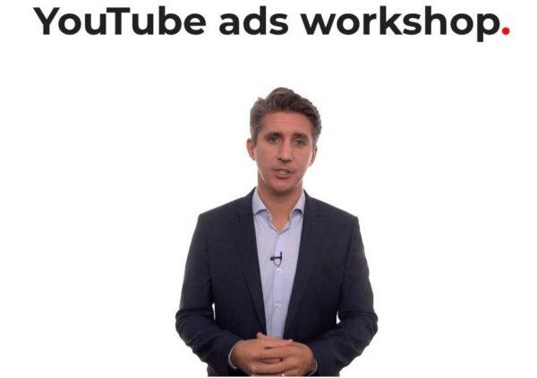 YouTube Ads Workshop with Tom Breeze