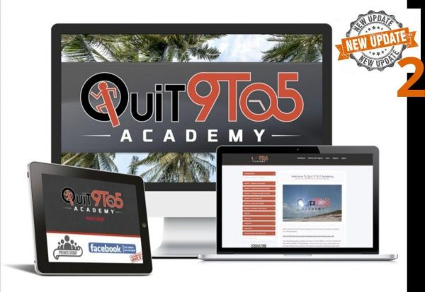 Nick Torson & Max Sylvestre – Quit 9 To 5 Academy