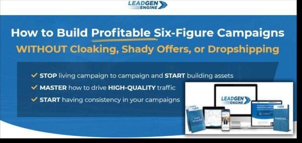 Charles NGO – Affiliate Marketing 2.0-Leadgen Engine