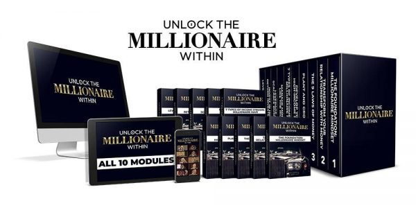 Dan Lok – Unlock the Millionaire Within