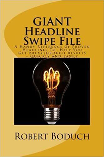 Robert Boduch – GIANT Sales Letter Writing Swipe File