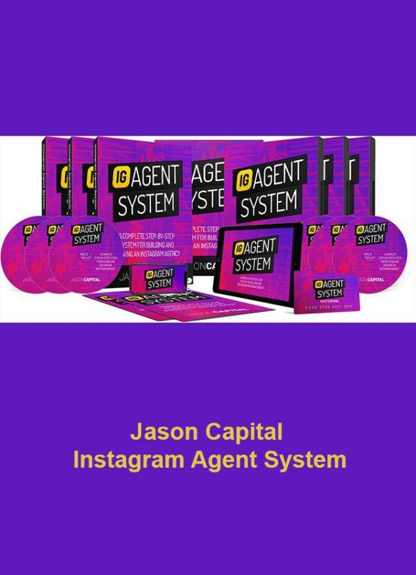 Jason Capital – Instagram Agent System