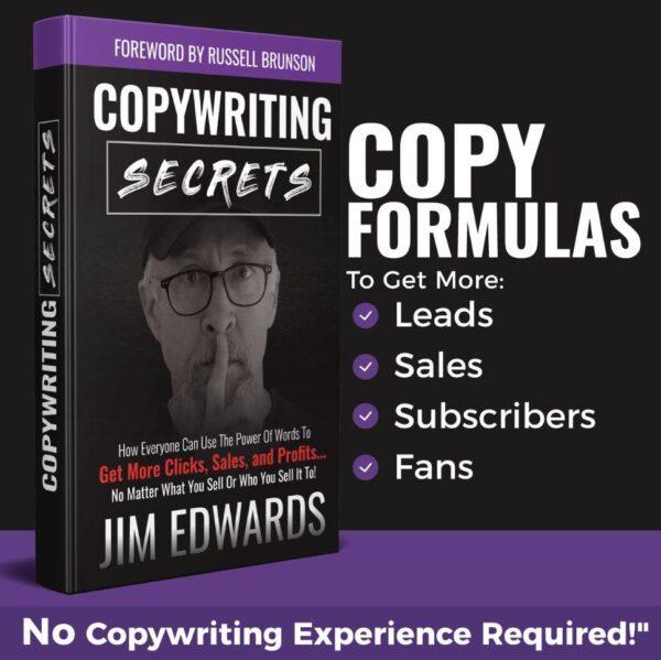 Jim Edwards – Copywriting Secrets
