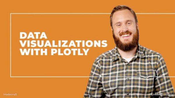 Data Visualizations with Plotly by Brett Vanderblock