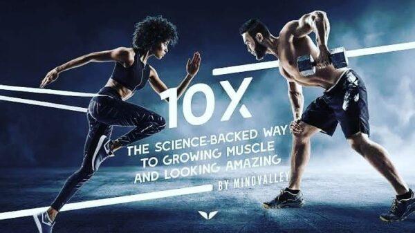 10x Fitness Program By Mindvalley