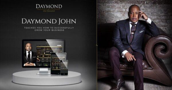Daymond John – Daymond on Demand