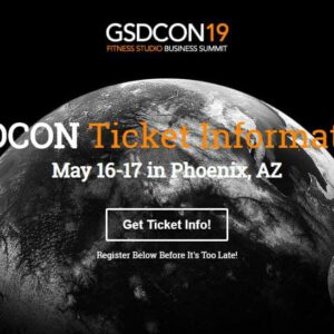 Mike Arce – GSDCON19   Fitness Studio Business Summit