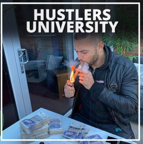 Hustlers University by Andrew Tate