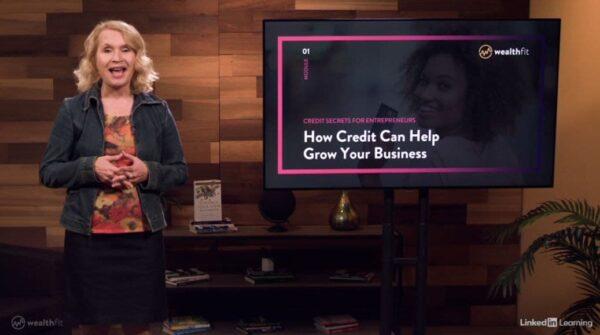 Credit Secrets for Entrepreneurs by WealthFit