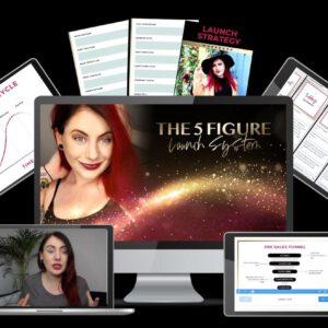 5 Figure Launch System by Laurie Burrows