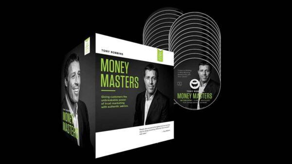 Tony Robbins – The New Money Masters