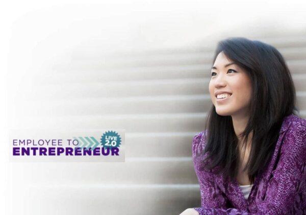 Luisa Zhou – Employee to Entrepreneur Live 2.0