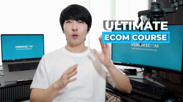 Project Verum Ecom Foundations with John Yoon