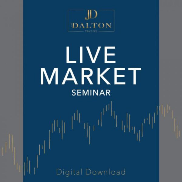 Shadow Trader – James Dalton: Live Markets Seminar