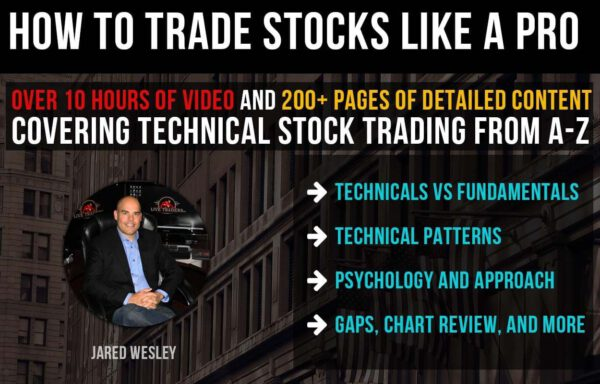 Live Traders – Technical Stock Trading by Jared Wesley