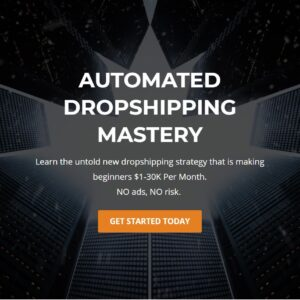 Cal Parnell's Automated Dropshipping Mastery