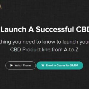 Dr. Burnetta Thomas – How to Launch A Successful CBD Brand