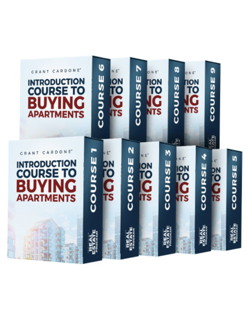 Intro to Multi-Family Apartment Investing by Grant Cardone