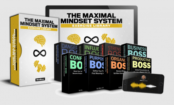 The Maximal Mindset System by Mike Gillete