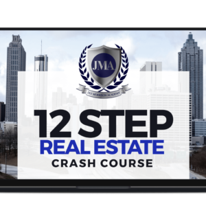12 Step Real Estate Entrepreneur and Business Owner Crash Course by Jay Morrison